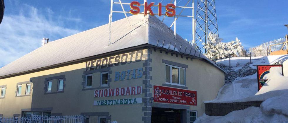 Alquiler ropa esqui navacerrada